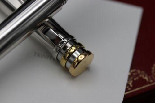 Cartier Trinity De Cartier Platinum-Plated Fountain Pen 2
