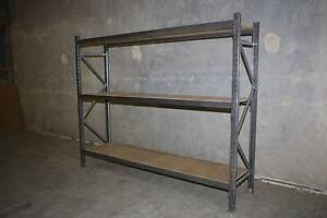 Longspan Shelving 1 bay - New Oxley Brisbane South West Preview