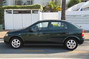 2001 Holden Astra Sedan Mermaid Beach Gold Coast City Preview