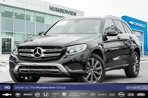 2017 Mercedes-Benz GLC 300 NAVI|BACK UP|PANO ROOF