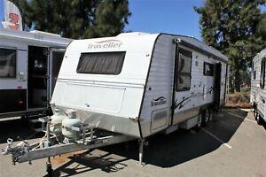 2010 Traveller Pure Magic Caravan Rockingham Rockingham Area Preview