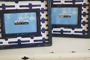 Blue and white frames Ryde Ryde Area Preview