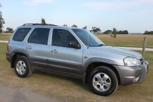 2004 Mazda Tribute Wagon Yarra Junction Yarra Ranges Preview