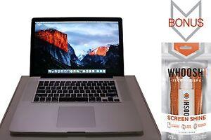 "Apple MacBook Pro A1286 - 15"" Late-2011, Intel i7, 8GB RAM, 500GB Morphett Vale Morphett Vale Area Preview"
