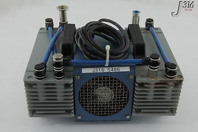 5486 Vacuubrand Diaphragm Vacuum Pump Md 4t 00