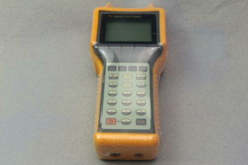 Brand New RY-S200D TV Signal Level Meter CATV Cable Testing 5-870MHZ MER BER