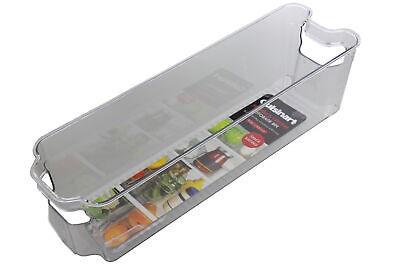Cuisinart Freezer and Fridge Organizer Bin, Small- 4.25 x 14.5 x 4in