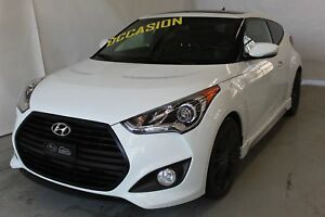 2016 Hyundai Veloster Turbo GPS CUIR TOIT MAGS