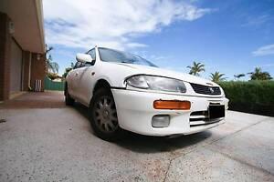 Mazda 323 Protege 1996 Eden Hill Bassendean Area Preview