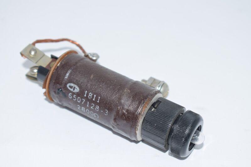 GE FANUC 6507128-3 2800 OHM PILOT LIGHT