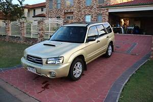2003 Subaru Forester Wagon Chandler Brisbane South East Preview