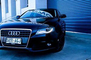Audi A4 2010 2L turbo B8 Adelaide CBD Adelaide City Preview