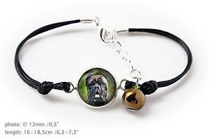 Cane Corso. Bracelet for people who love dogs. Photojewelry. Handmade. AU - Zary, Polska - Cane Corso. Bracelet for people who love dogs. Photojewelry. Handmade. AU - Zary, Polska