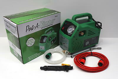 Zpb140 Port A Blaster Hvac Coil Cleaning Portable Pressure Washer