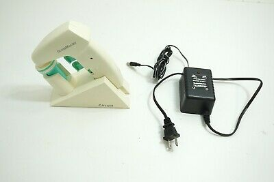 Rainin Glassmaster Pipette With Power Supply Charger And Stand