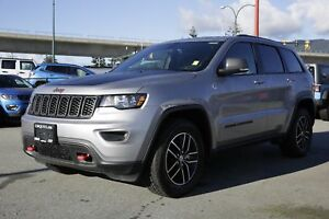 2018 Jeep Grand Cherokee Trailhawk - ALLOY WHEELS, LEATHER, PUSH