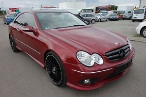 Mercedes-Benz CLK 280 LPG-GAS*COUPE*ELEGANCE*PRIOR-DESIGN*VOLL