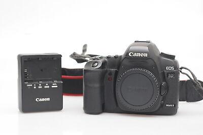 FOTOCAMERA DIGITALE REFLEX FULL FRAME CANON EOS 5D MARK II. SOLO CORPO.
