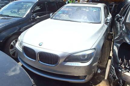BMW F01 730d Parts Engine Door Mirror Light Bumper Airbag Mag ECU Revesby Bankstown Area Preview