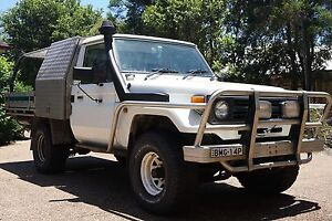 1996 Toyota LandCruiser Ute Windsor Downs Hawkesbury Area Preview