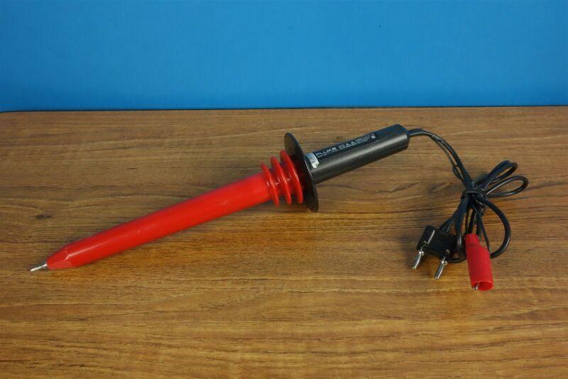Fluke 80K-40 HV Probe High Voltage Test Probe - Multimeter