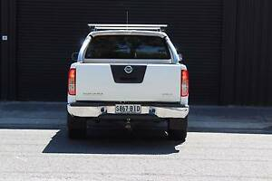Nissan Navara Dual Cab ST X Diesel Ute Mile End South West Torrens Area Preview