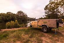 Austrack Campers Forward Folding Hard Floor Camper Trailer Caboolture Caboolture Area Preview