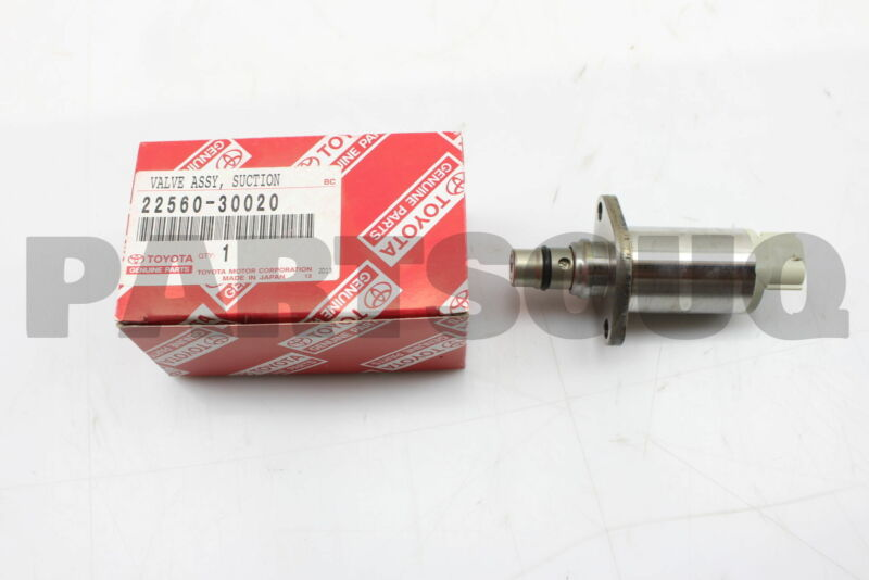 2256030020 Genuine Toyota Valve Assy, Suction Control 22560-30020