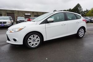 2014 Ford Focus SE HB AUTO CERTIFIED 2YR WARRANTY *I OWNER*NO AC