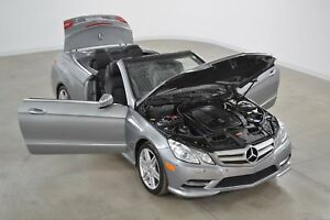 2013 Mercedes-Benz E-Class 350 Convertible GPS*Cuir*Camera Recul