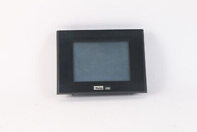 Parker Ctc Pa08s-133 Color Touch Screen W Parker Compactflash 128 Mb Pa5-10 Mss