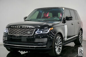 2018 Land Rover Range Rover Autobiography SWB