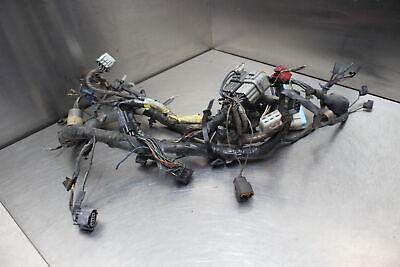 03-04 Kawasaki ZX6R 636 Main Engine Wiring Harness Loom