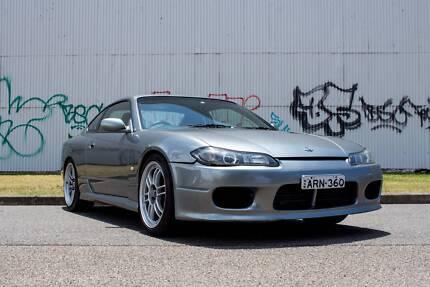 2002 200sx Spec R