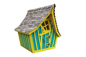 Playhouse, doghouse, shed