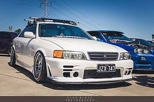 1999 Toyota Chaser JZX100 Series 2 TRD - BIG POWER, E85, MODS Ryde Area Preview