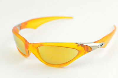 Oakley Scar Butterscotch/24K Gold Fire Iridium Sunglasses