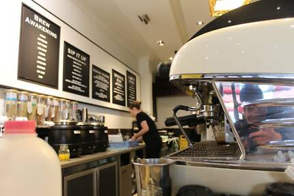 PHENOMENAL FIVE DOCK ESPRESSO BAR - UP TO 30kgs! Five Dock Canada Bay Area Preview