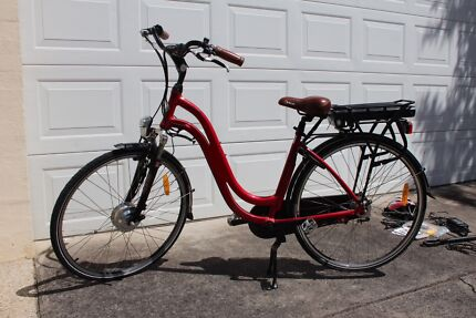 Electric Bike as new