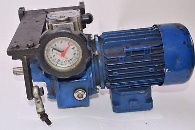 Motovario Tk2 89-082212 0.18 Kw 170880 Gear Reducer Motor