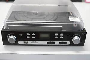 ♫Lenoxx Analogue➜Digital Audio Converter/Turntable (Model: TT600) Nerang Gold Coast West Preview