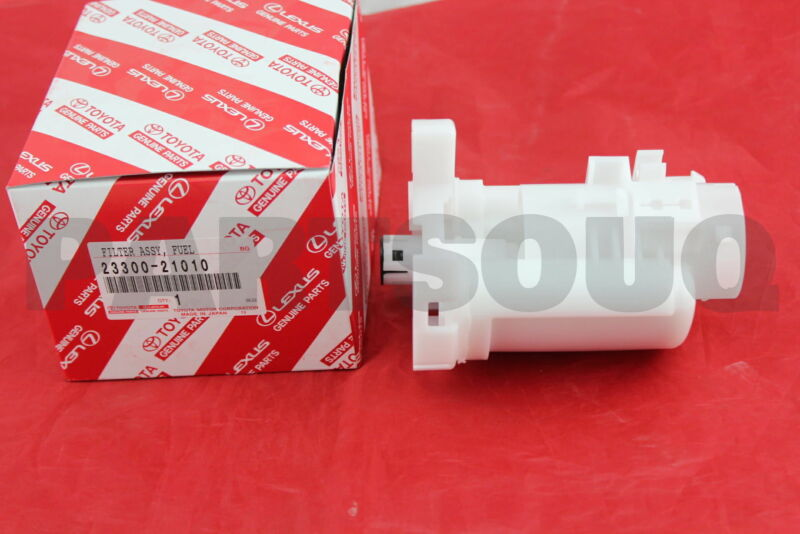 2330021010 Genuine Toyota Filter Assy, Fuel 23300-21010