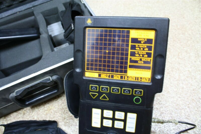 Staveley Instruments Nortec 2000S Eddy Scope - Current Flaw Detector