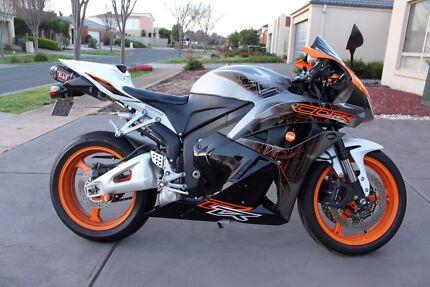 Honda CBR600rr 2011 X-Ray Limited Edition