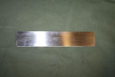 Microtome Knife Blade Slee 160 Mm