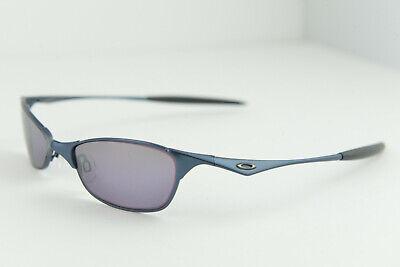 Oakley Wiretap Cobalt Blue Metal Wire Sunglasses Frames