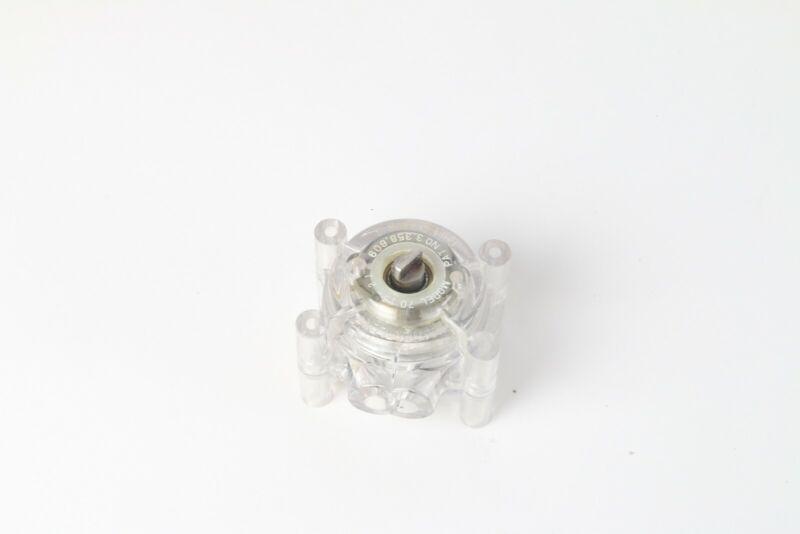 Cole Parmer Masterflex 7015-21 Peristaltic Pump Head Pumphead 3.358.609