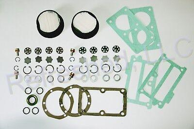 Emglo Jenny Gu Gu101g 610-1297 Rebuild Kit Wwearing Valve Parts Compressor