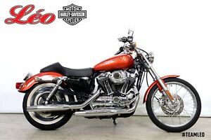 2005 Harley-Davidson Sportster XL 1200C **Moto impeccable**
