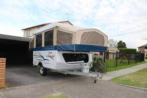 FOR SALE: 2008 JAYCO FINCH CAMP TRAILER